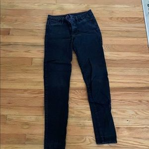 Black sanctuary skinny jeans